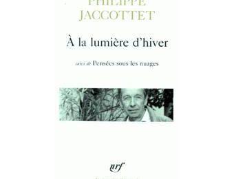 Le mot joie - Ph Jaccottet (extrait)