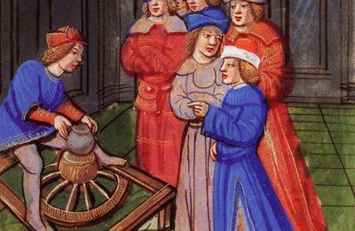 La poterie au moyen age