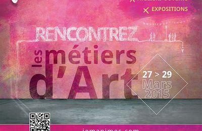 Journées Européennes des Métiers d Art à Nîmes