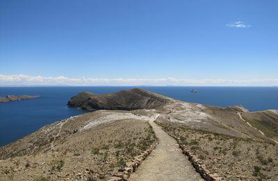 Le lac Titicaca & l'Isla del Sol.