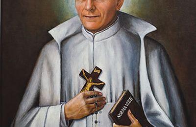 8 Settembre : inizio novena a San Stanislao di Gesù e Maria (Stanisław Papczyński)