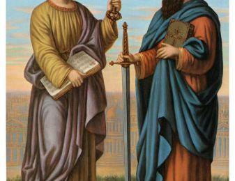 20 Giugno: inizio novena a San Pietro e a San Paolo Apostoli