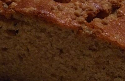 cake confiture à l orange et noisettes