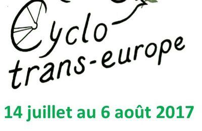 17ème rando de CycloTransEurope