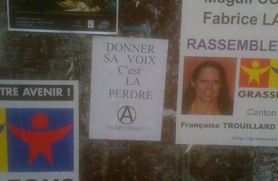 Voter ? Mais de qui se moque-t-on ?