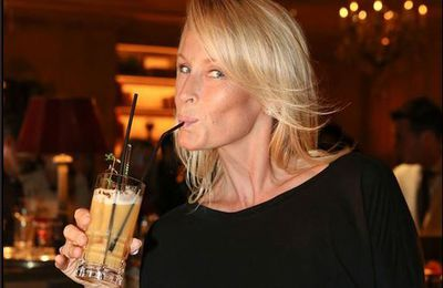 Estelle Lefebure : un cocktail de bonnes intentions