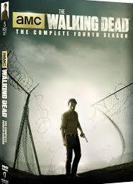 Sortie DVD : The Walking Dead Saison 4