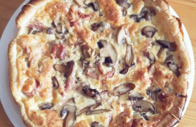 QUICHE sans thermomix)