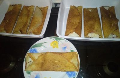 CREPES FARCIES (thermomix)