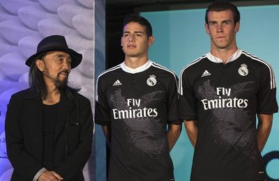 Real Madrid shirt Yohji Yamamoto: Hot or Not?