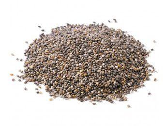 J'ai testé pour vous...les graines de chia (+yaourt soja et muesli) [Vegan]