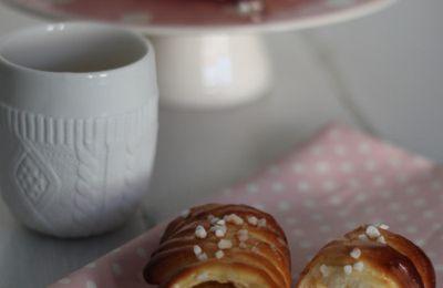 Cream de parisienne (brioches japonaises à la crème)