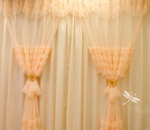 How To Decorate The Interiors with Silk Curtains?