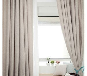 Brief Modern Curtains, High Grade