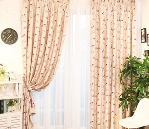 Materials of winter curtains