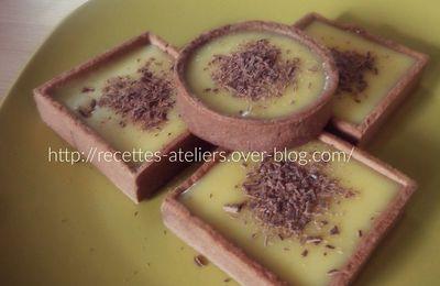 Tartelettes Au Deux chocolats