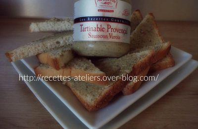 Toasts au saussoun