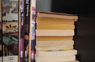 Plus de livres, moins de déchets