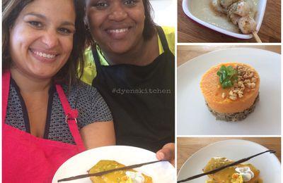 Je cuisine Créole avec Leslie Belliot