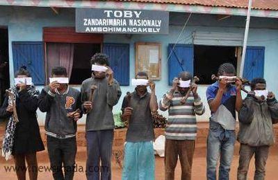 Vols d'ossements humains à Madagascar : 7 individus pris en flagrant délit