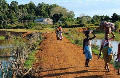 Les Malgaches, métis africano-indonésiens