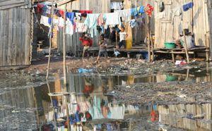 Antananarivo – Les bas-quartiers dans un sale état !