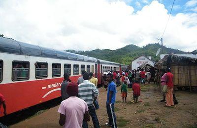 La voie ferrée Tananarive Côte-Est impraticable, des communes isolées