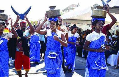Carnaval de Madagascar : la culture à l'honneur