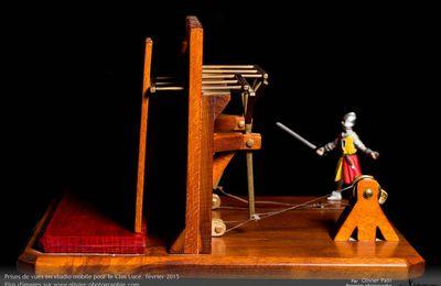 La photo du jour, 20/02/2015 : les maquettes du clos Lucé #8