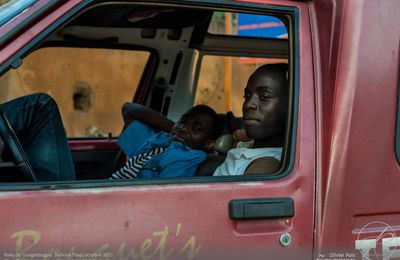 La photo du jour, 29/08/2015 : Reportage au Burkina Faso
