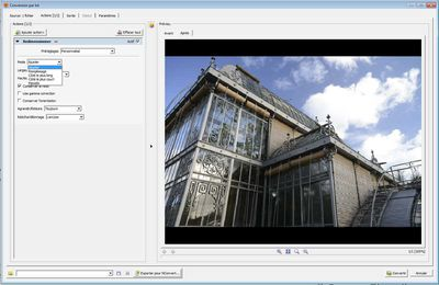 Technique photo : Redimensionner une image avec XnView MP
