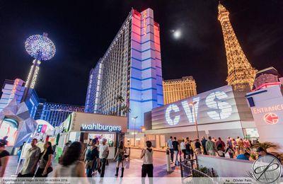 Photoreportage aux Etats Unis : La ville de Las Vegas de nuit
