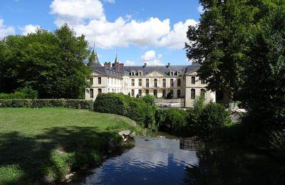 Cyclo-tourisme dans l'Aisne et l'Oise, du 5 au 12 août 2017