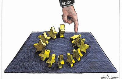 #les dessinateurs de presse et le #Brexit-2nd partie
