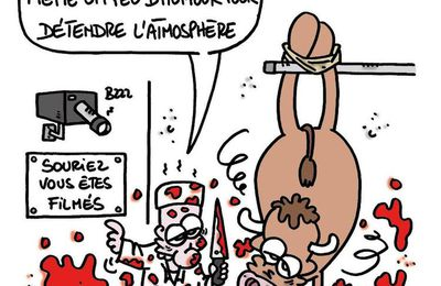 Dessinateurs et protection animale