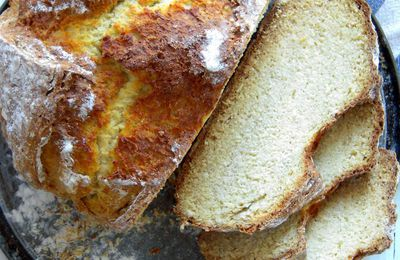 Soda bread, pain irlandais