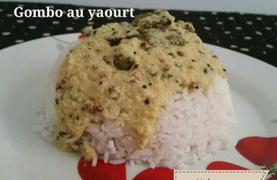 gombo au yaourt curry