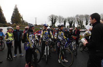 Le critérium des jeunes cyclotouristes