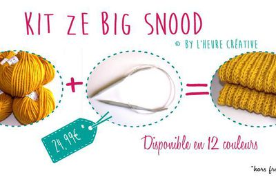 Ze big Snood