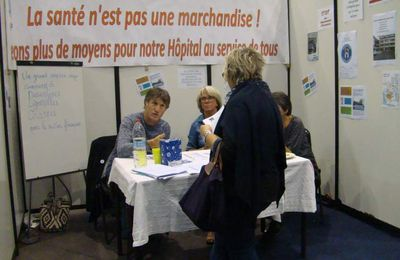 Le CDHP au Forum des associations