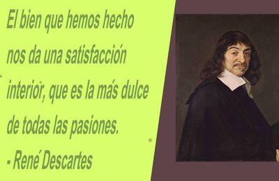 15 frases interesantes de René Descartes