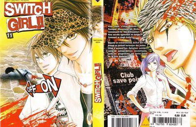 Switch girl Tome 11