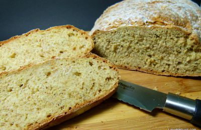 "Le ""soda bread"" de Trish Deseine"