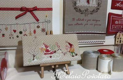 Natale non è Natale senza.... vischio  ....