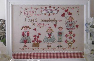E per San Valentino ....  ''All you Need is Love''  di Cuore e Batticuore