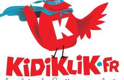 Kidiklik, le webzine des sorties pour les enfants