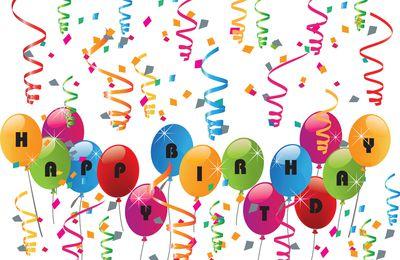 Celebración feliz cumpleaños
