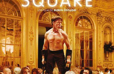 Séance supplémentaire Palme d'or à Cannes The SQUARE mardi 21 novembre à 20H30