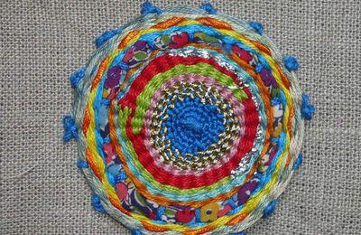 le tissage circulaire, c'est addictif !