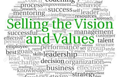 10 Practical Steps On Selling A Vision To A Team Effectively